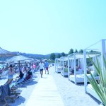 Greece Halkidiki Paliouri beach best beach bars Lefki Ammos 6