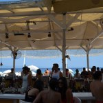 Greece Halkidiki Paliouri beach best beach bars Cabana 8