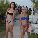 Greece Halkidiki Iraklia beach best beach bars Crystal life 3