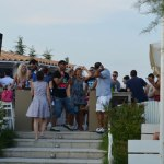 Greece Halkidiki Iraklia beach best beach bars Crystal life 4