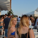 Greece Halkidiki Iraklia beach best beach bars Crystal life 5