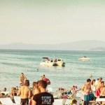 Greece Halkidiki Hanioti beach best beach bars Molos 2