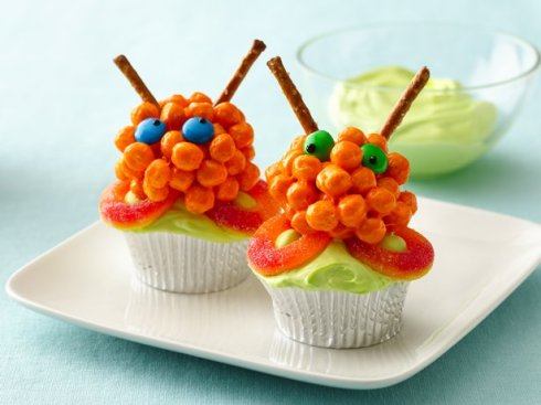 best halloween cupkake recipes
