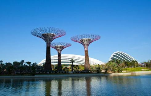 best attractions in Singapore, Bay Gardens 2