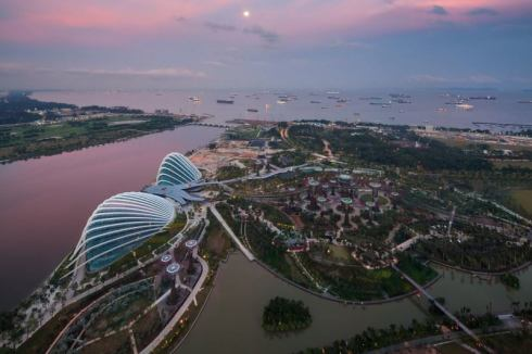 best attractions in Singapore, Bay Gardens 5