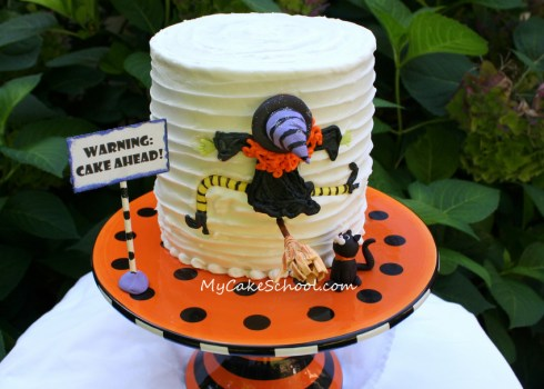 best Halloween witch cake recipe ideas
