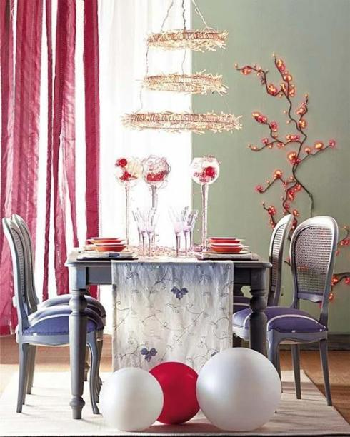 most creative christmas table decor ideas 53