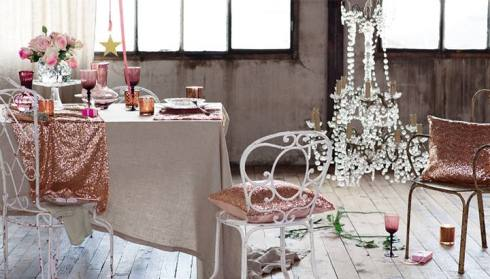 most creative christmas table decor ideas 56