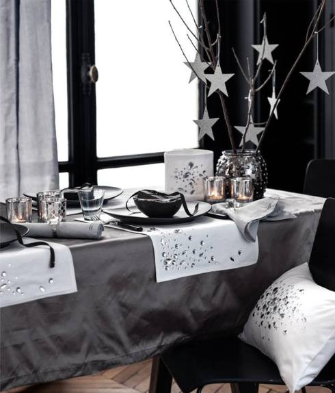 most creative christmas table decor ideas 58