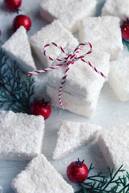 Best recipes for christmas icy Marshmallows 2