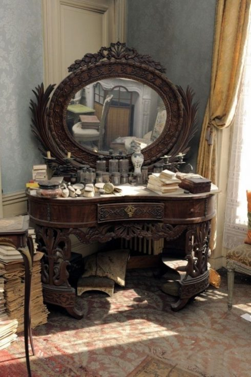 Madame de Florian's apartment untouched for 68 years