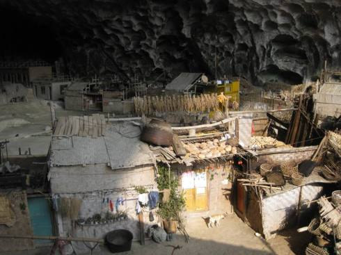 unusual Mao cave village in Ziyun County, China 4