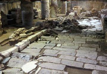 important archaeological finds at the metro of Thessaloniki 6