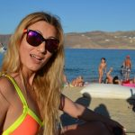interesting things to see in Greek island Mykonos, Panormos beach 4