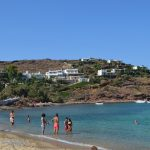 interesting things to see in Greek island Mykonos, Panormos beach 5