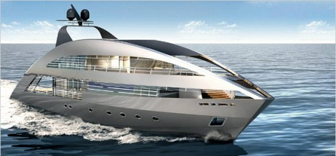 most expensive luxury yachts, A Yacht