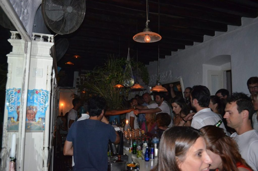 most popular bars in Mykonos, Caprice
