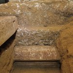 Interior of the tomb in Amphipolis 4