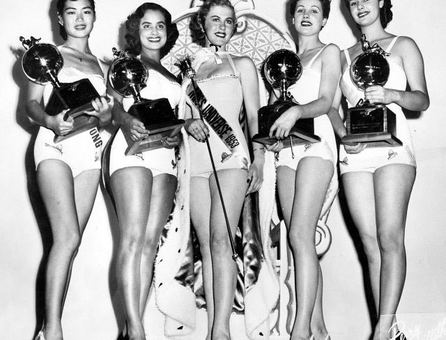 First Beauty Pageant Winners in History, Miss Universe winners