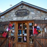 picturesque Greek village, Nymfaio traditional shop 2