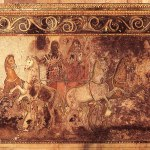 important archaeological discovery in Greece, Vergina-iRape of Persephone