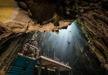 world's most impressive caves, Malaysia