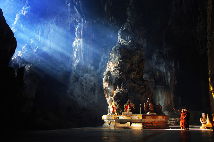world's most impressive caves, Myanmar