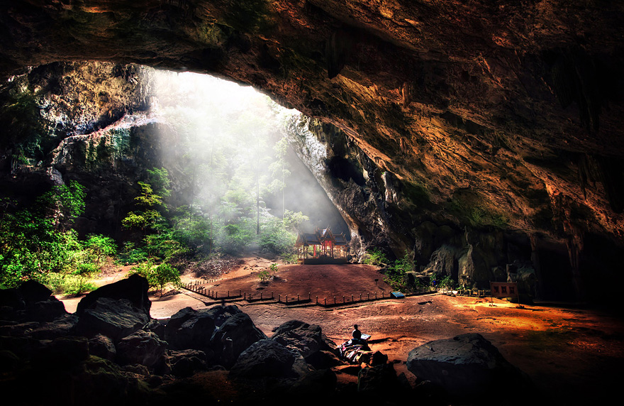world's most impressive caves, Thailand 5