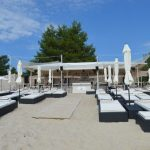 Greece Halkidiki Paliouri beach, best beach bar in Halkidiki Cabana 12