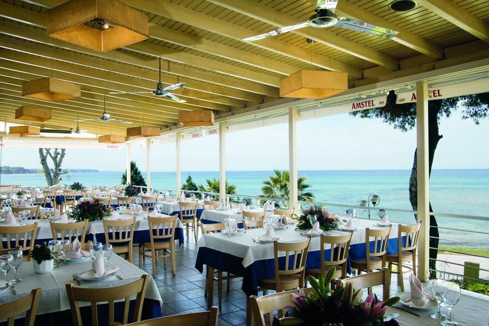 Best Sea food tavernas in potidaia, Chalkidiki Greece-Marina