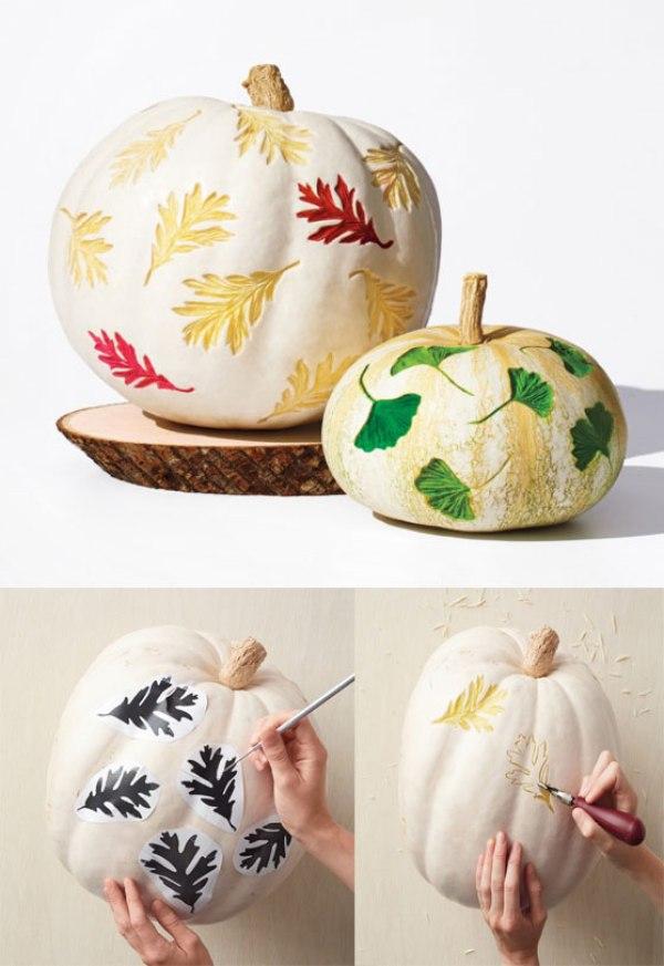 best halloween pumpkin decoration 2 - Decorating Pumpkins For Christmas Ideas