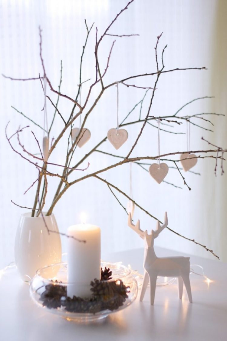 creative white christmas decoration 10