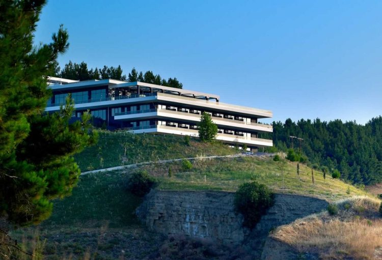 Ananti, 5star hotel in Trikala, on the hill