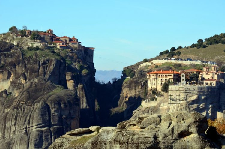 The most impressive monasteries in Thessaly 4