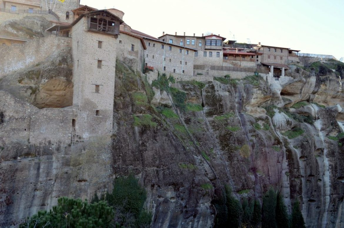 The most impressive monasteries in Thessaly 11