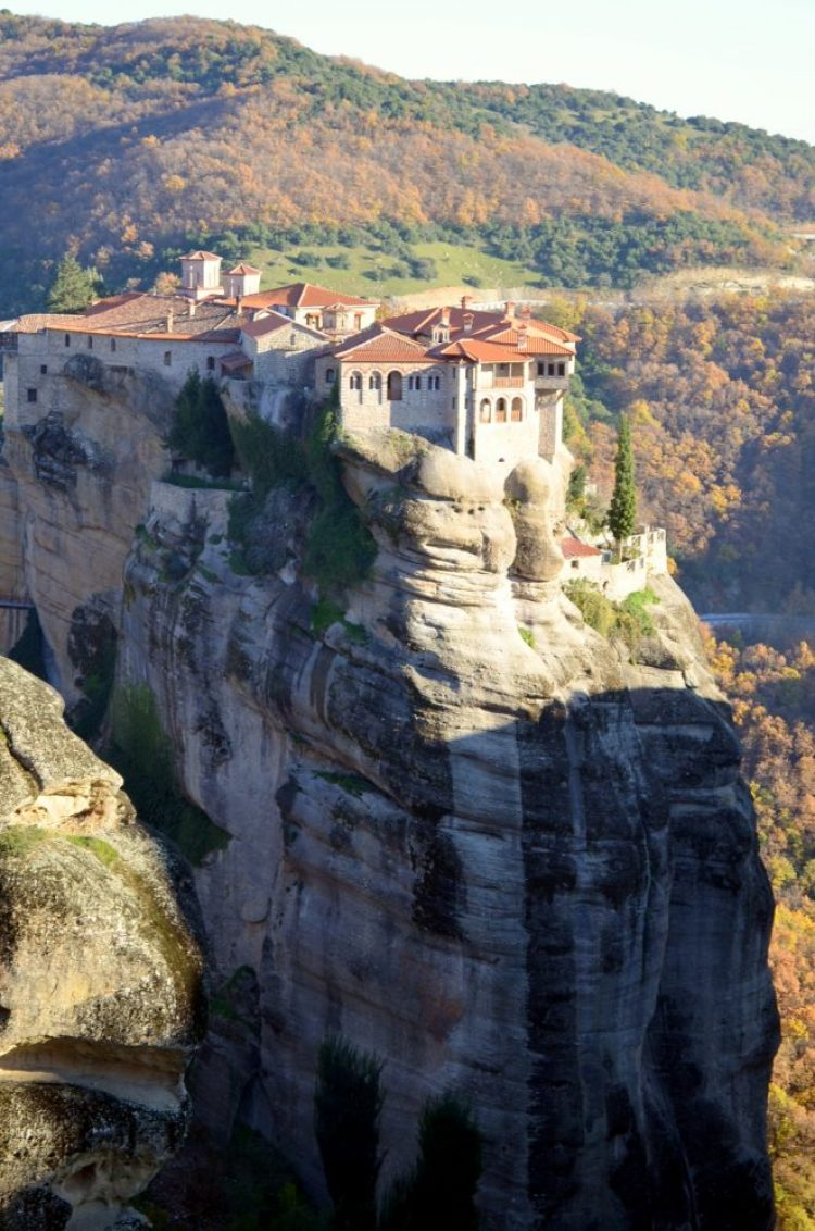 The most impressive monasteries in Thessaly 13