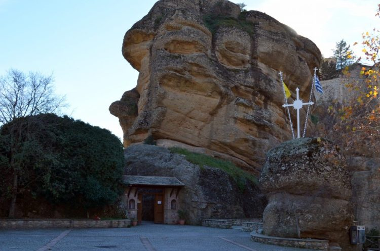 The most impressive monasteries in Thessaly 15
