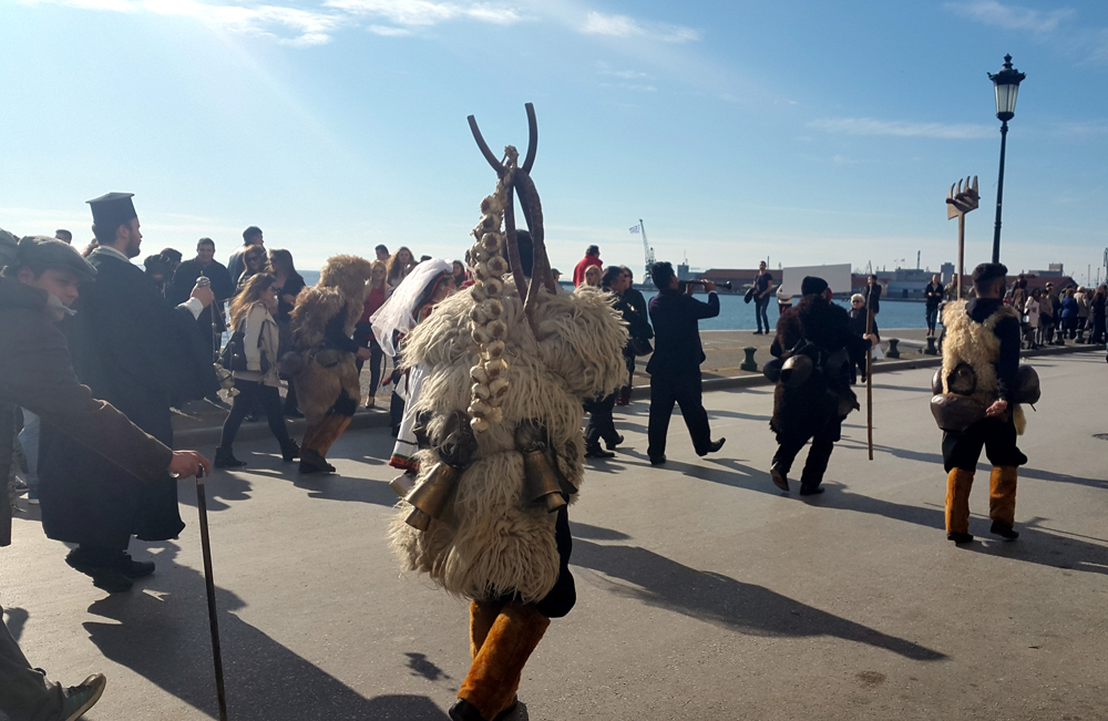 weird and unusual festival in Thessaloniki 15