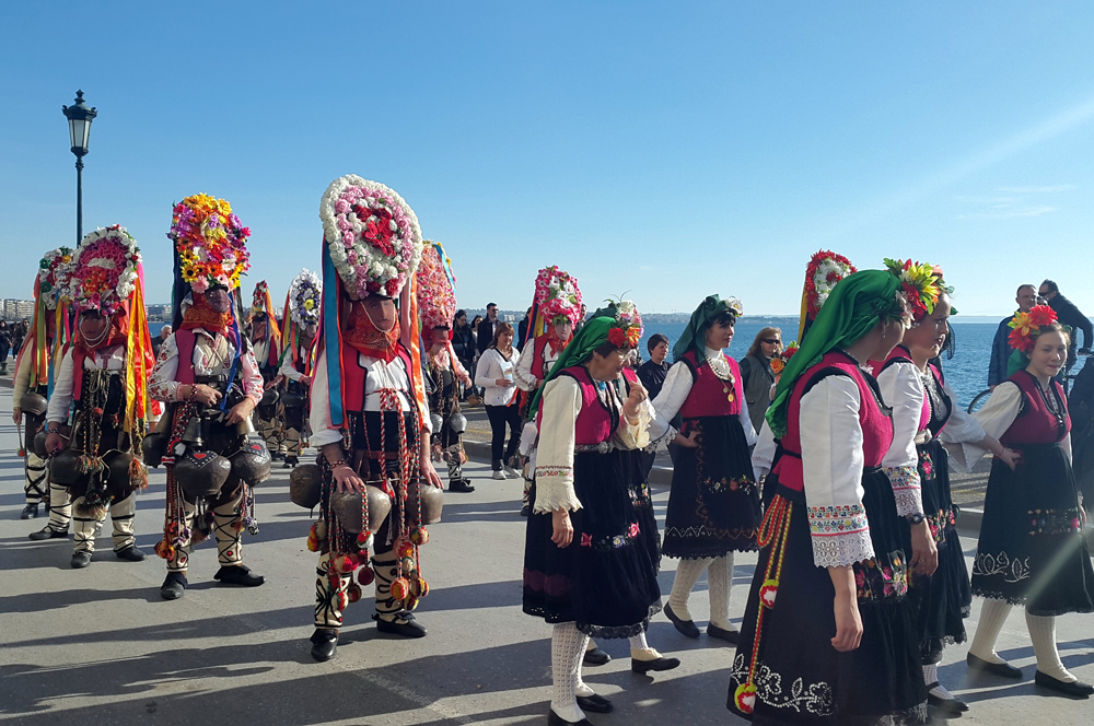 weird and unusual festival in Thessaloniki 200