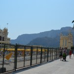 The most popular beaches of Palermo, Mondello beach 2