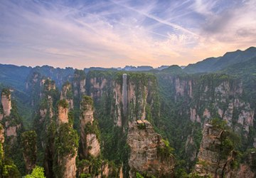 the tallest glass elevator, Hunan 4