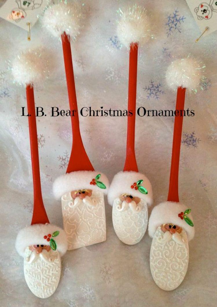 50 Diy Fun Easy And Unusual Christmas Ornaments Moco Choco
