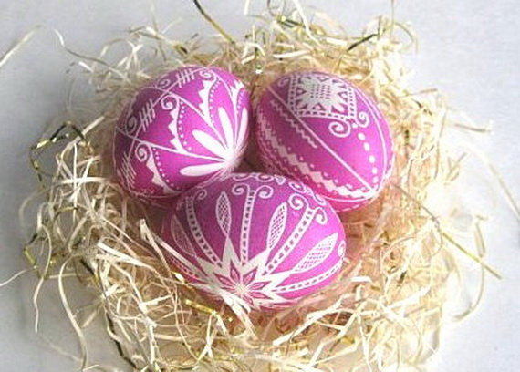 fun ideas to color easter eggs 5