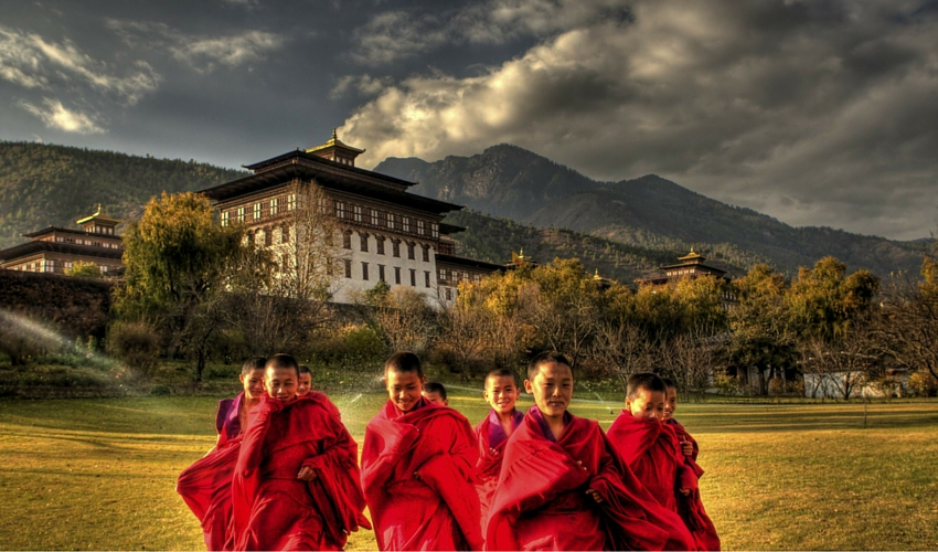 The happiest place on earth, Bhutan 5