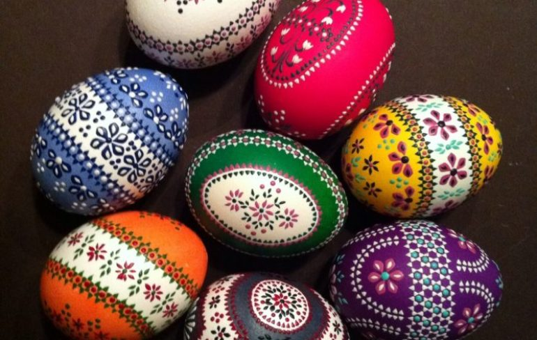 awesome ideas for boho easter decor 4