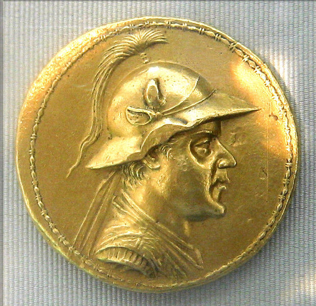 world's most unusual coins, Eucratides