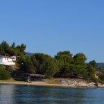 beautiful beach in Halkidiki