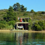 beautiful beach in Halkidiki 7
