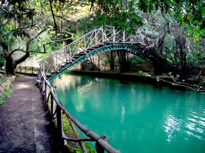 the oldest park, Greece 7