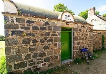 tiny prison in Sark island 2